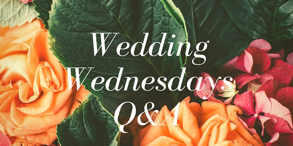Wedding Wednesdays Q&A - Wedding Planning Advice by Destination Wedding Planner Mango Muse Events